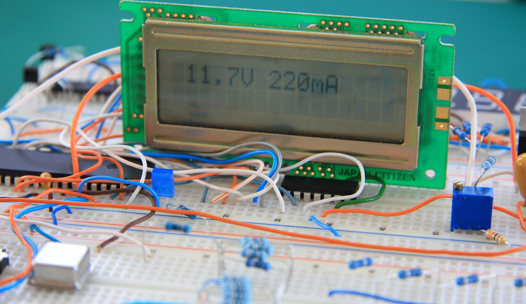 Digital Power Supply Prototype Board