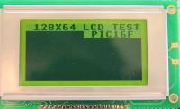 128x64 LCD Dot Matrix Display
