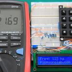 AD9850 Signal Generator UT71D Test