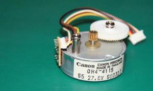 Canon QH4-4115 Stepper Motor