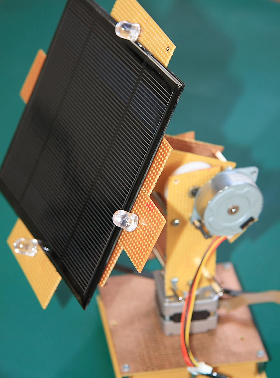 Solar Tracking System Featured Image