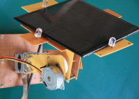 Solar Tracking System Prototype Step 6
