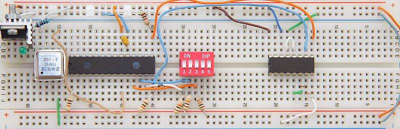 Function Generator Prototype Board