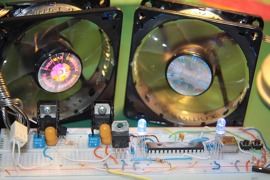PC Fan Controller Image