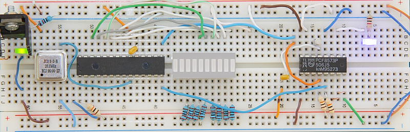 RTC Real Time Clock PCF8573P Prototype Board