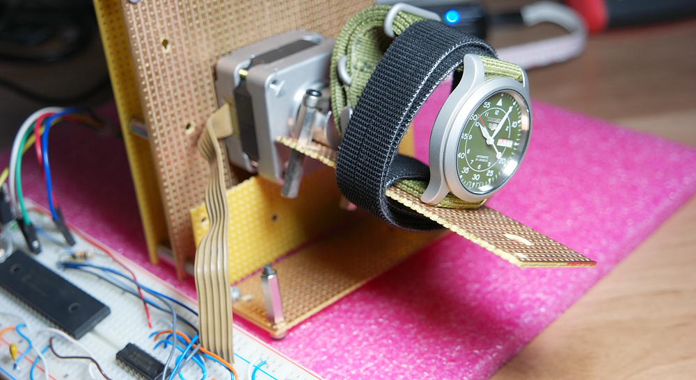 Kinetic Watch Winder Featured Image