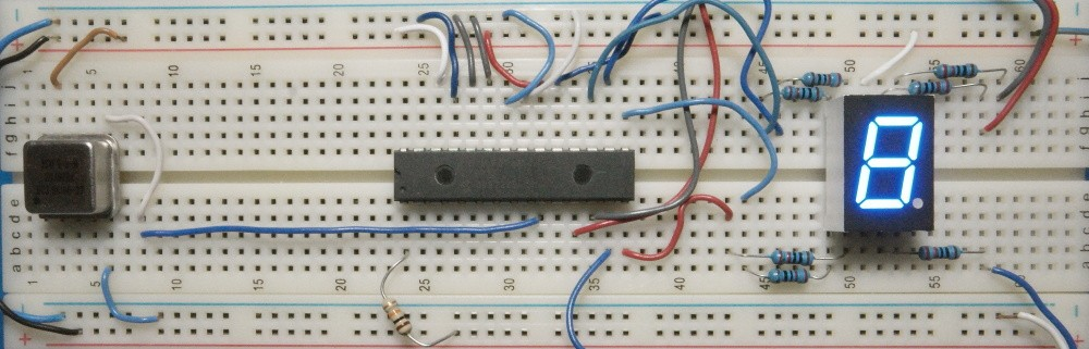 BCD to 7 Segment Display Decoder Featured Image